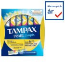 Tampax Compak Pearl Regular Tampons Applicator 18X