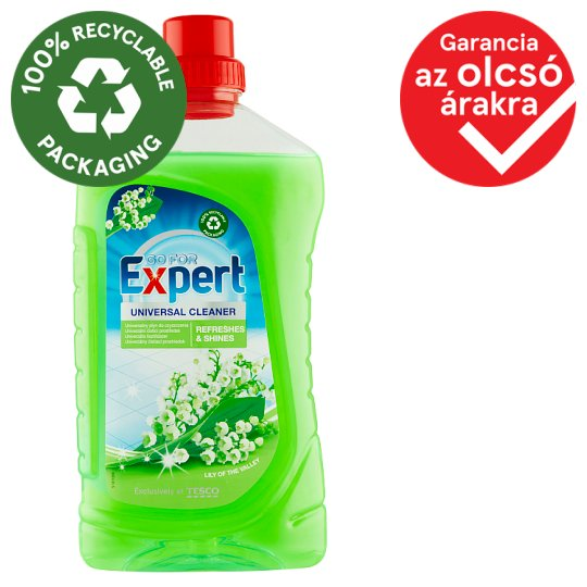 Go for Expert Lily of the Valley Universal Cleaner 1 l