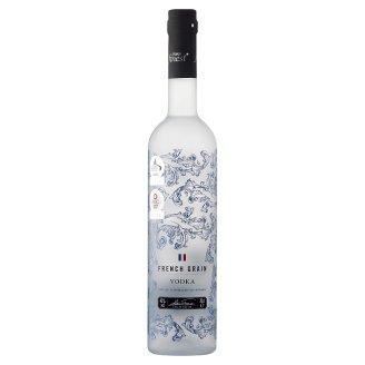 Tesco Finest búzából készült francia vodka 40% 0,7 l