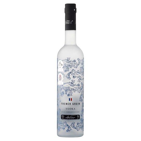 Tesco Finest French Grain Vodka 40% 0,7 l