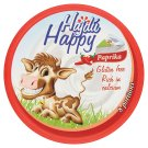 Hajdú Happy Full-Fat Spreadable Processed Cheese with Hot Paprika 8 pcs 140 g