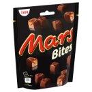 Mars Bites karamellás kakaós krémes szeletek tejcsokoládéba mártva 136 g