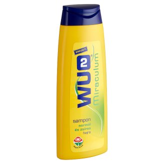 WU2 Miraculum Shampoo for Normal and Greasy Hair 250 ml