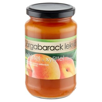 Apricot Jam with Xylitol 370 g