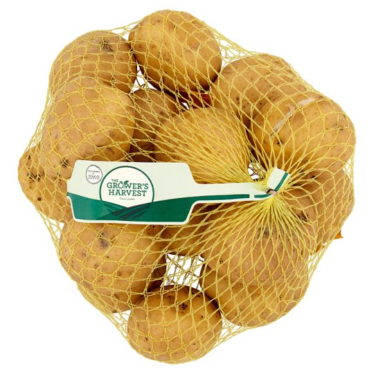 The Grower's Harvest Yellow Potato 2 kg