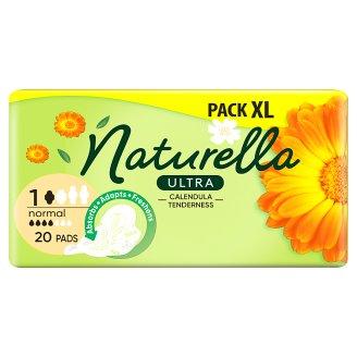 Naturella Sanitary Towels Ultra Normal Calendula Tenderness 20 Pads