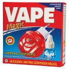 Vape Magic Electric Device for Liquid and Mat Refills + Liquid Refill 480 h