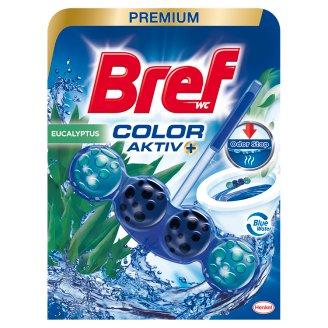 Bref Color Aktiv Eucalyptus WC-frissítő 50 g