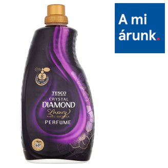 Tesco Luxury Crystal Diamond Fabric Softener Perfume 60 Washes 1,8 l