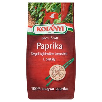 Kotányi Sweet Ground Paprika 80 g