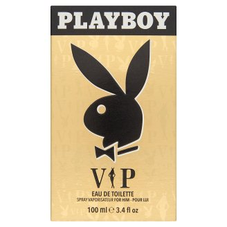 Playboy VIP Eau de Toilette for Him 100 ml