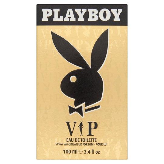 Playboy VIP férfi eau de toilette 100 ml