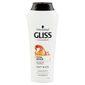 Gliss Kur Hair Repairing Shampoo Total Repair 250 ml