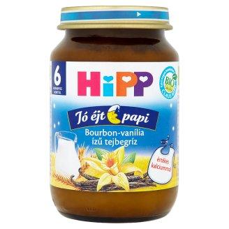 HiPP Jó Éjt Papi Organic Semolina Pudding with Bourbon Vanilla 6+ Months 190 g