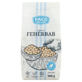 Paco Edible, Dried White Beans 500 g