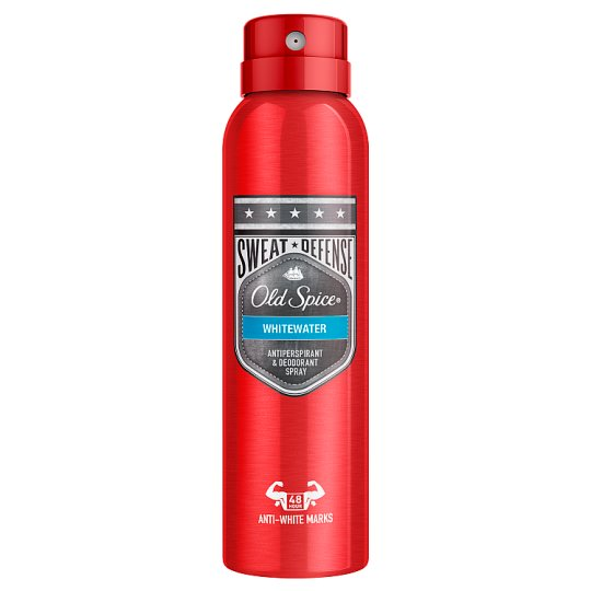 Old Spice Whitewater Antiperspirant & Deodorant Spray