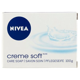 NIVEA Creme Soft Care Soap 100 g