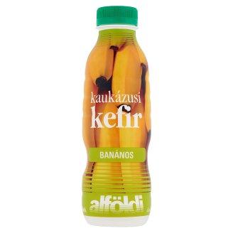 Alföldi Banana Caucasian Kefir with Live Cultures 500 ml