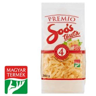 Soós Premio Short Noodles Dried Pasta with 4 Eggs 200 g