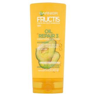 Garnier Fructis Oil Repair 3 balzsam száraz és igénybevett hajra 200 ml
