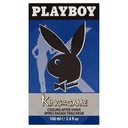 Playboy King of the Game férfi after shave 100 ml