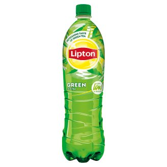 Lipton Green Ice Tea Non-Carbonated Soft Drink with Sugar and Sweetener 1,5 l
