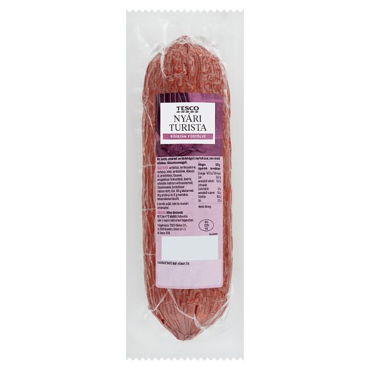 Tesco Summer Tourist Salami 500 g