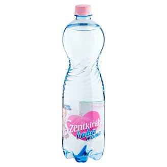 Szentkirályi Baba Mama Non-Carbonated Natural Mineral Water 1000 ml