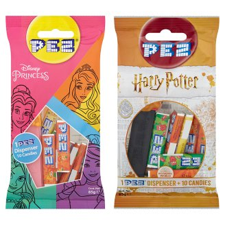 Pez Despicable Me 3 Fruit Flavoured Candy + Dispenser