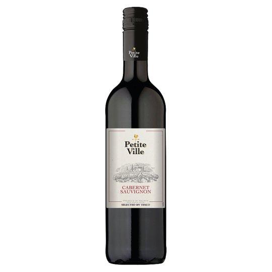 Petite Ville Cabernet Sauvignon Pays d'Oc Dry Red Wine 13% 750 ml