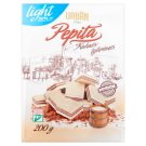 Urbán Pepita Light Wafers with Cocoa and Milk Cream Filling 200 g