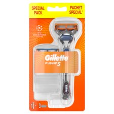 Gillette Fusion5 Razor For Men + 2 Blades