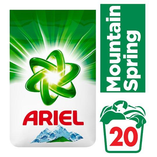 Ariel Washing Powder Mountain Spring 1,5 kg 20 Washes