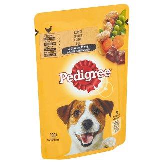 Pedigree Vital Protection teljes értékű állateledel felnőtt kutyák számára csirkehússal 100 g