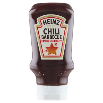 Heinz Chili Barbecue Sauce 400 ml