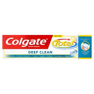 Colgate Total Deep Clean fogkrém 75 ml