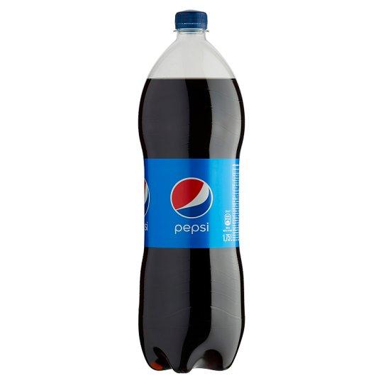 Pepsi Cola Flavoured Carbonated Soft Drink 1,75 l