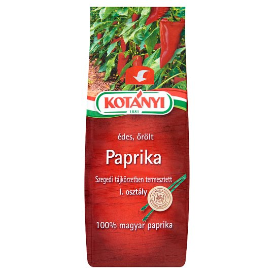 Kotányi Sweet Ground Paprika 160 g