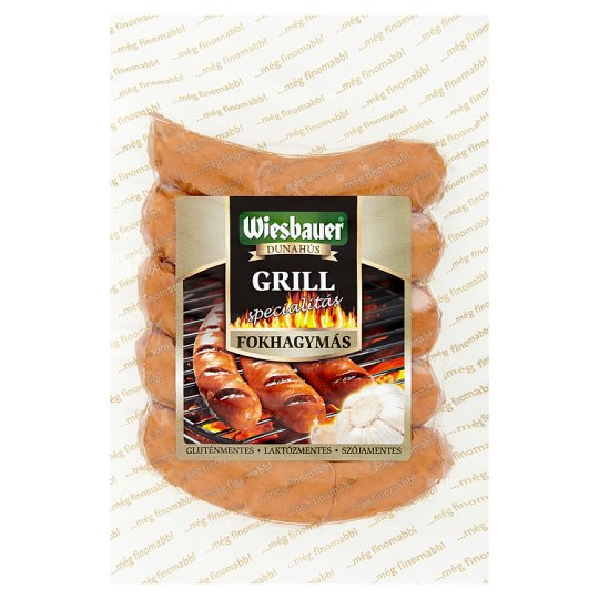 Wiesbauer Garlic Grill Speciality 300 g