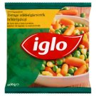 Iglo Quick-Frozen Vegetable Mix with Baby Carrot 400 g