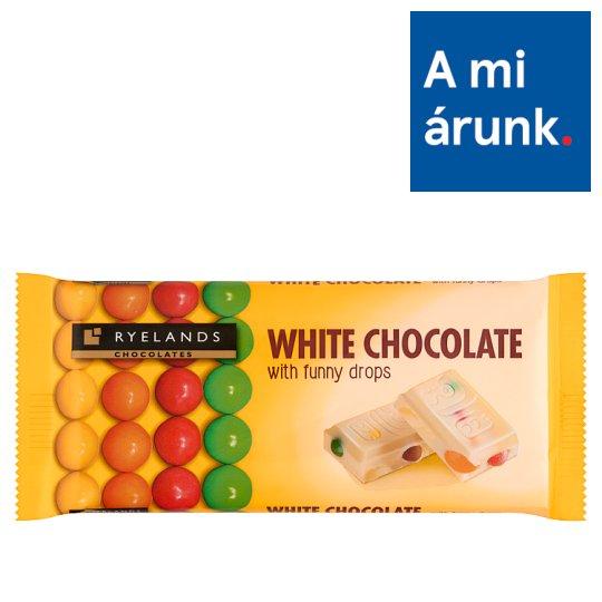 Ryelands White Chocolate with Milk Chocolate Dragee 100 g