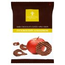 Nobilis Dark Chocolate Coated Apple Crisps 50 g