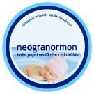 Neogranormon Baby Booty Cream with Zinc-Oxide 200 ml