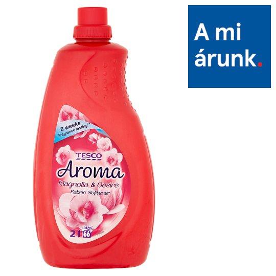 Tesco Aroma Magnolia & Desire Fabric Softener 2 l