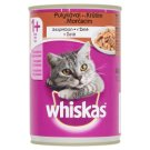 Whiskas 1+ Complete Pet Food for Adult Cats with Turkey in Aspic 400 g