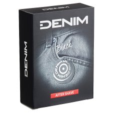 Denim Black After Shave 100 ml