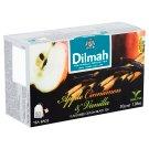 Dilmah Ceylon Apple, Cinnamon & Vanilla Flavoured Ceylon Black Tea 20 Tea Bags 30 g
