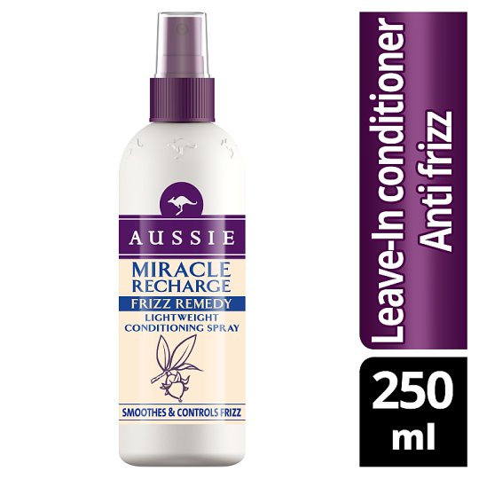 Aussie Frizz Remedy Miracle Recharge Leave-in Conditioner 250ml