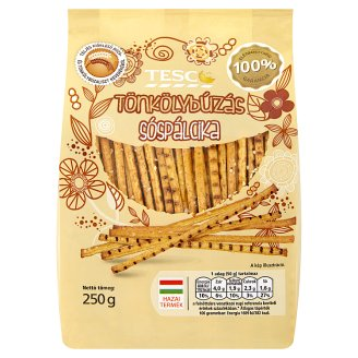 Tesco Salty Sticks with Spelt 250 g