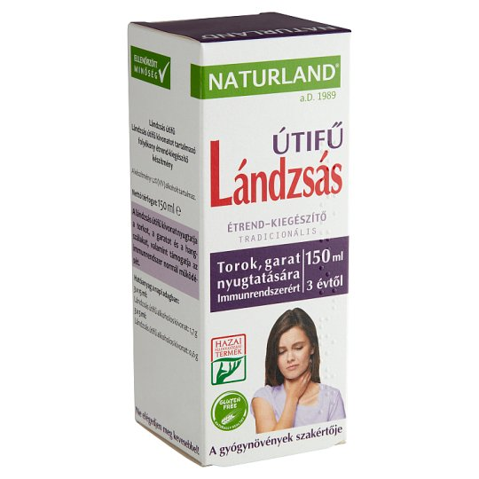 Naturland Vitalstar Rib-Grass Liquid Supplement 150 ml